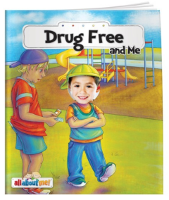 Drug Free and Me Storybook