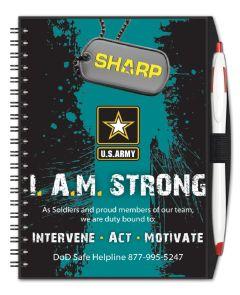 SHARP 2 Journal w/ Pen