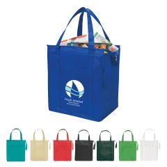 Non-Woven Insulated Shopping Tote Bag