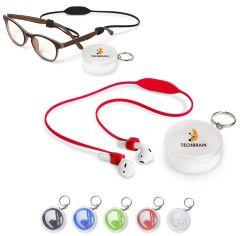 Earbud & Eye-wear Leash
