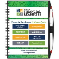 Financial Readiness Journal & Pen