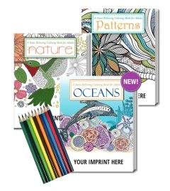 Relax Pack Coloring Book for Adults