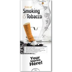 Risks of Smoking & Tobacco Pocket Slider
