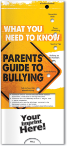 Pocket Slider - What You Need to Know: Parents' Guide to Bullying