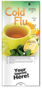 Cold and Flu Facts and Prevention Pocket Slider