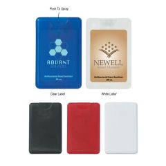 20ML Regal Card Shape Hand Sanitizer