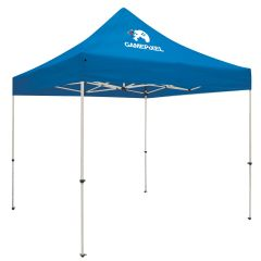 Standard 10' Tent Kit (Full-Color Imprint- One Location)