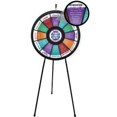 Knowledge is Power Domestic Violence Wheel