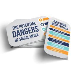 Internet Safety Wallet Card