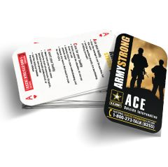 Air Force ACE Wallet Card