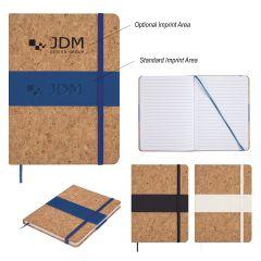 5 x 7 Cork Bound Notebook
