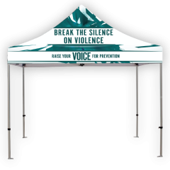 Break the Silence On Violence 10' Tent Kit