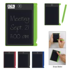 Message Digital Notepad With Stylus