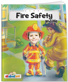 Fire Safety and Me Storybook