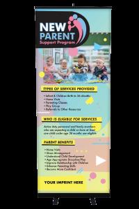 New Parent Support Program Banner