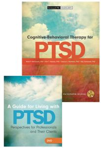Complete Cognitive Behavioral Therapy for PTSD Program with DVD