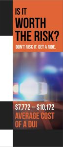 Cost of a DUI Pamphlet