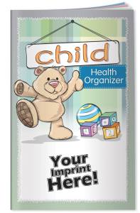 Child Health Organizer Booklet