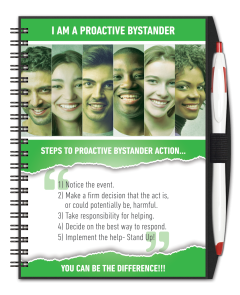 Proactive Bystander Journal