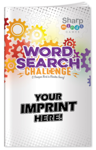 Sharp Minds Games - Word Search Challenge