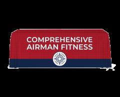 Comprehensive Airman Fitness Table Throw
