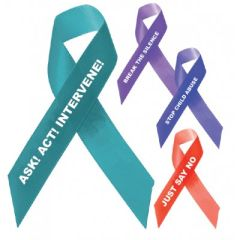 Awareness Ribbon with Pin