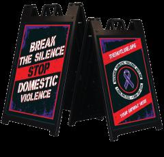 Break the Silence Deluxe Message Board