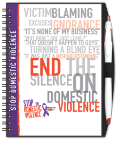 End The Silence Journal w/ Pen