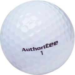 Authoritee Golf Ball - Dozen