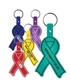 Awareness Ribbon Key-Tag